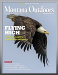 Cover of Nov-Dec 2017 issue, Montana Outdoors